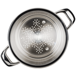 insert inox cuisson vapeur