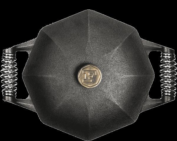 Cocotte en fonte naturelle Finex USA