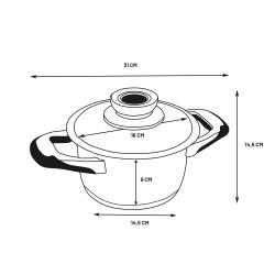 JOINT SILICONE (Filtre) EVO820