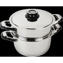 cuiseur vapeur inox 10 litres