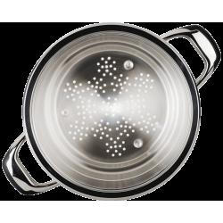 insert cuisson vapeur 24 cm