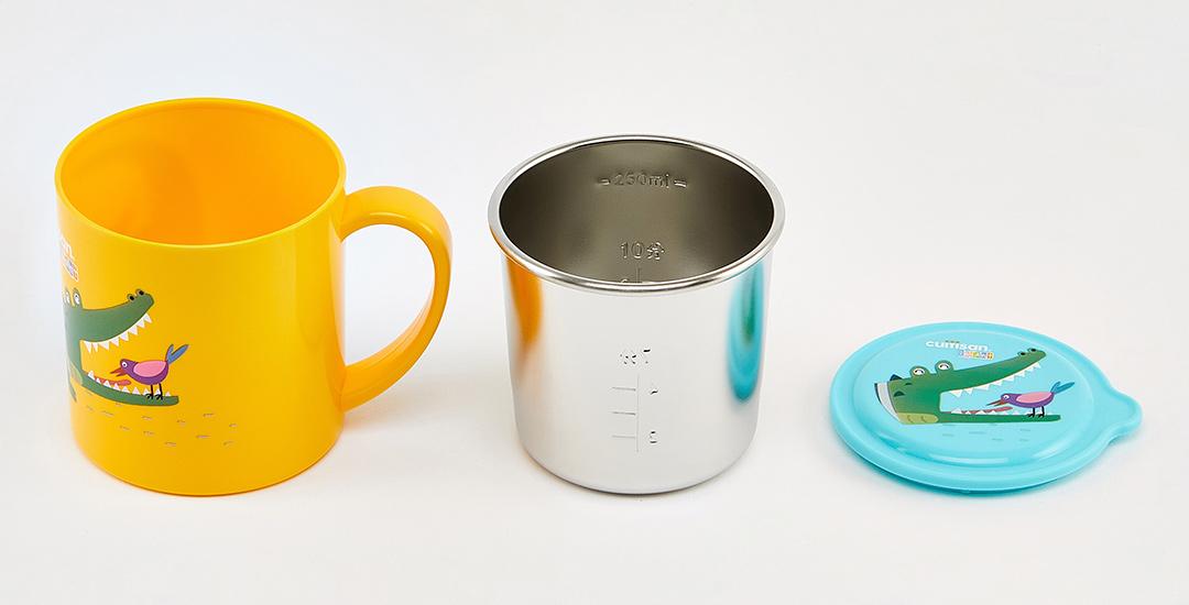 tasse plastique enfant sans bpa