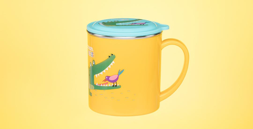 Tasse pour enfant en inox