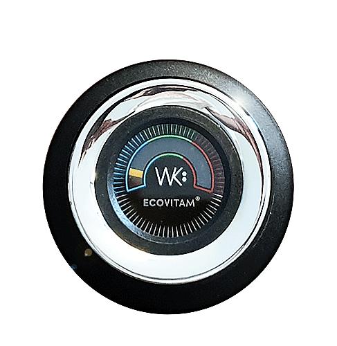 thermometre couvercle inox