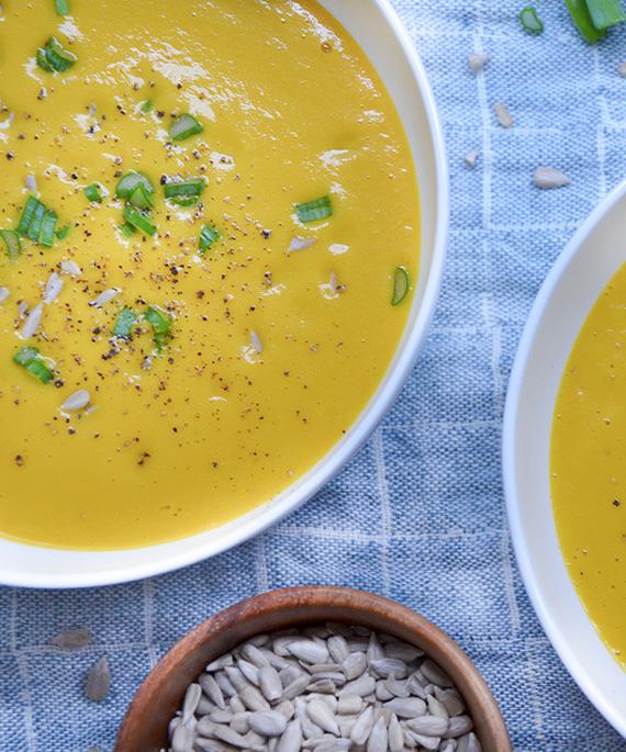 recette blender soupe