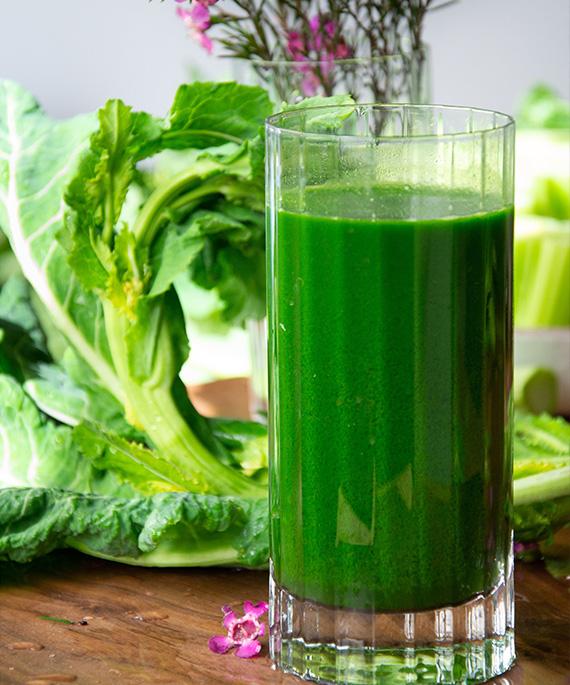 recette jus de legume