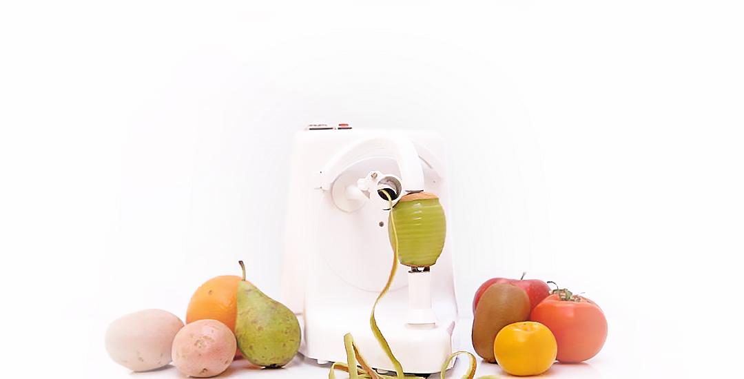 eplucheu electrique fruit legume