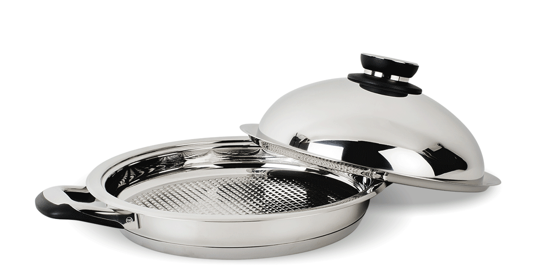 poele grill induction 28 cm